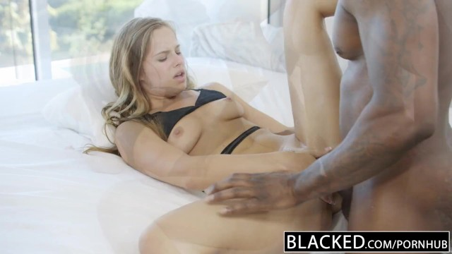 BLACKED 18yr Old..