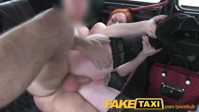FakeTaxi Red head..
