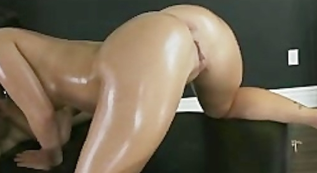 Horny busty Asian..